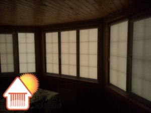 Кассетные ролло-шторы №2